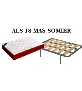 PACK ALS 18+ SOMIER