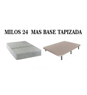 PACK MILOS 24 MAS BASE...