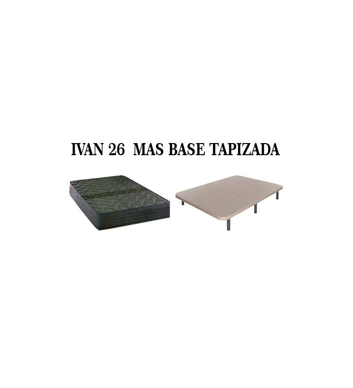 IVAN MAS BASE TAPIZADA