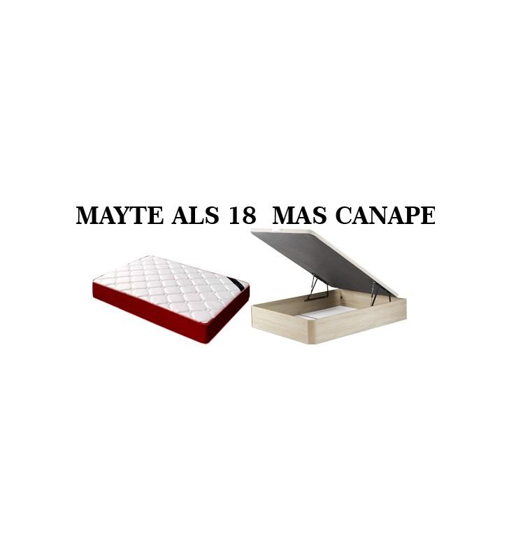 PACL ALS EXCLUSIVE MAS CANEPE 90*190 ULTIMA UNIDAD